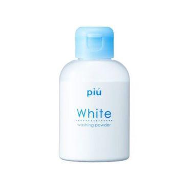 ピゥ パウダーウォッシュ ホワイト piu