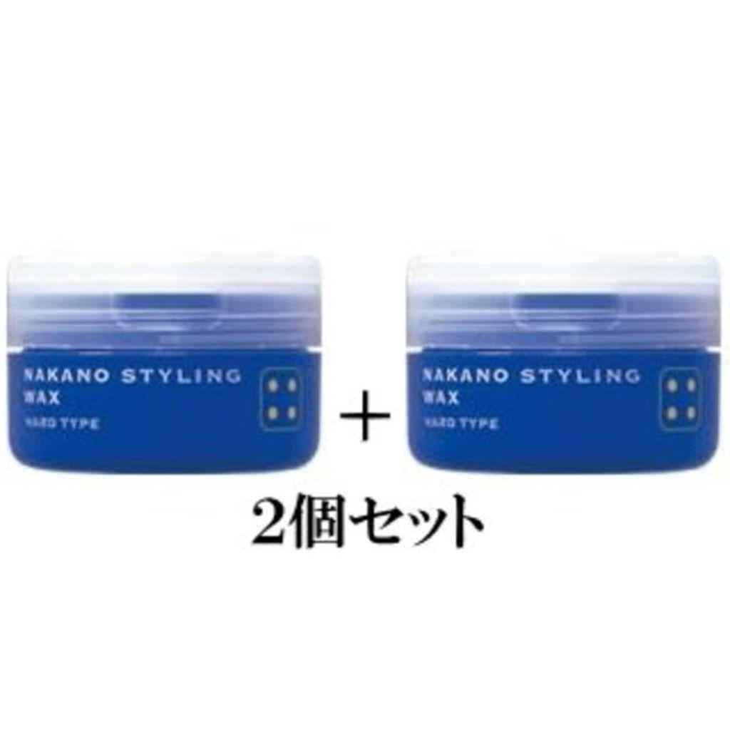 ナカノ スタイリングのスタイリングワックス 4(ハード)