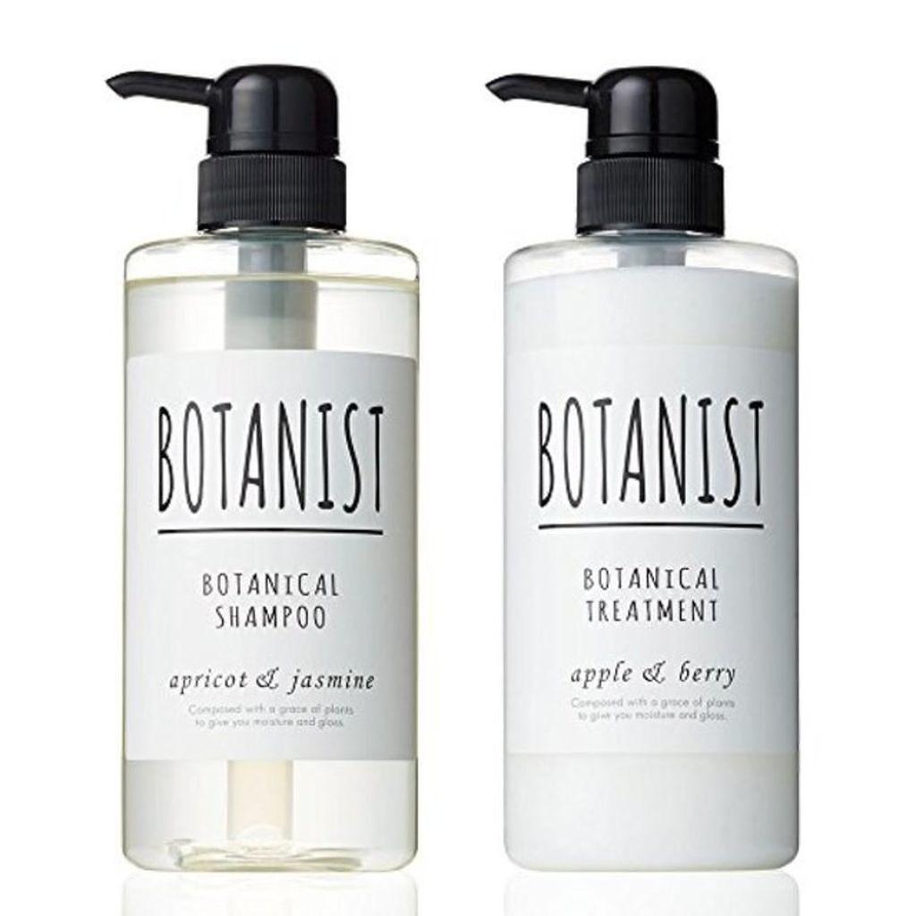 BOTANIST(ボタニスト)のボタニカルシャンプー/トリートメント(モイスト)