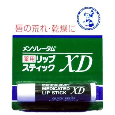 薬用リップスティックXD メンソレータム