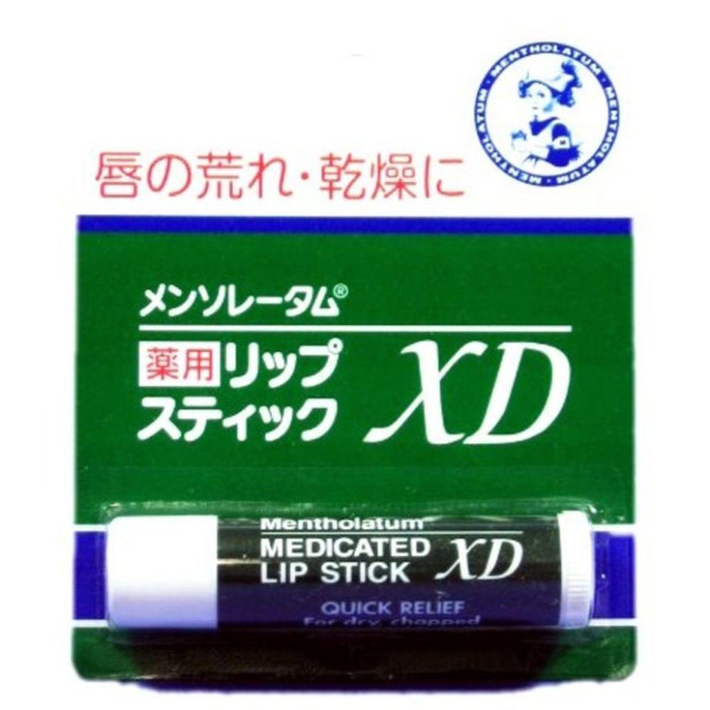 メンソレータム 薬用リップスティックXD