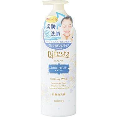 泡洗顔 ブライトアップ / ビフェスタ