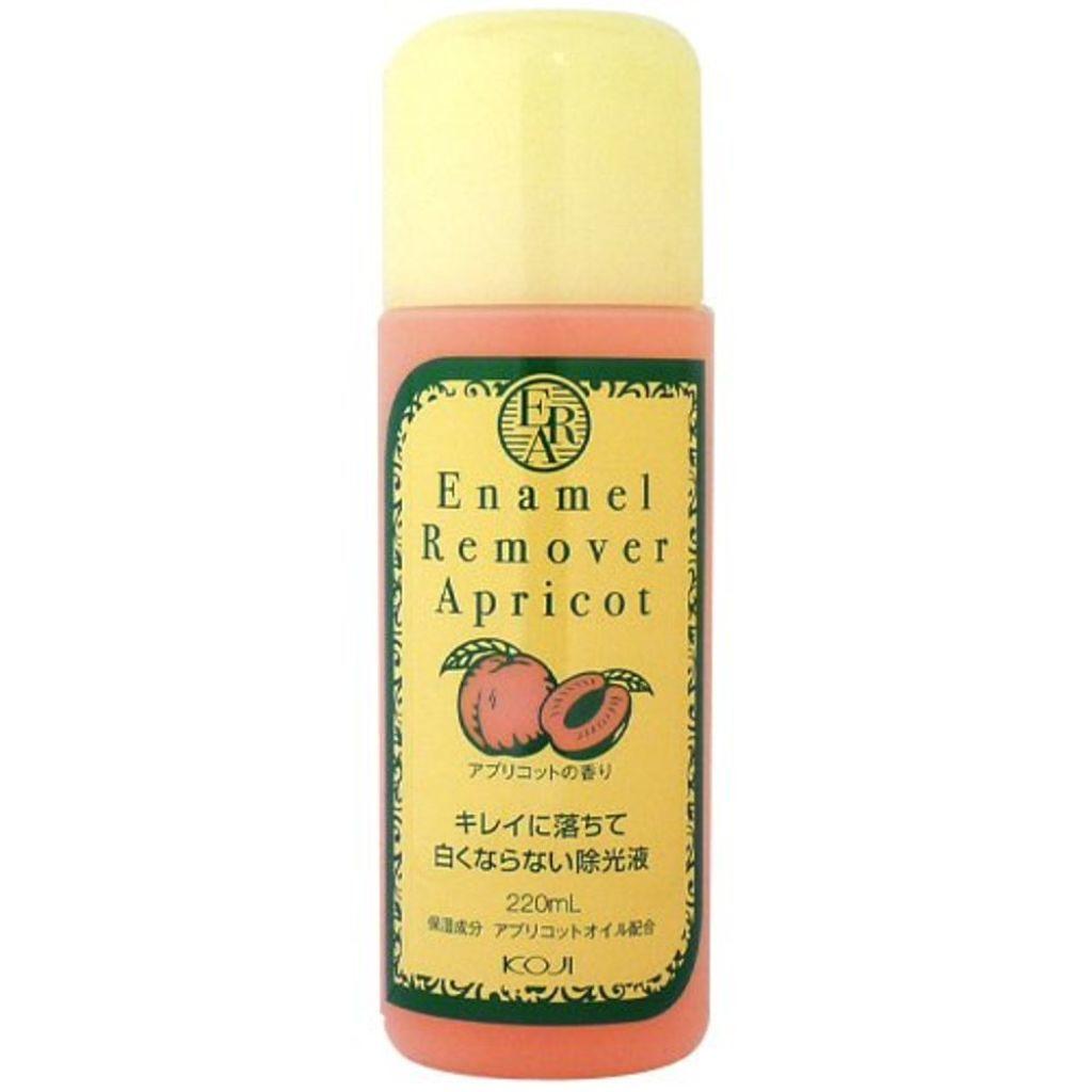 エナメルリムーバー<アプリコットの香り> コージー