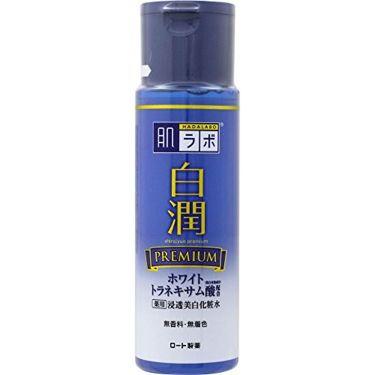 白潤 薬用美白化粧水 / 肌ラボ