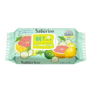 サボリーノ目ざまシート 爽やか果実のすっきりタイプ