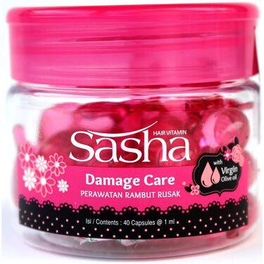 ヘアビタミン ピンク(ダメージケア) Sasha