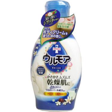 保湿入浴液 ウルモア クリーミーミルクの香り / ウルモア
