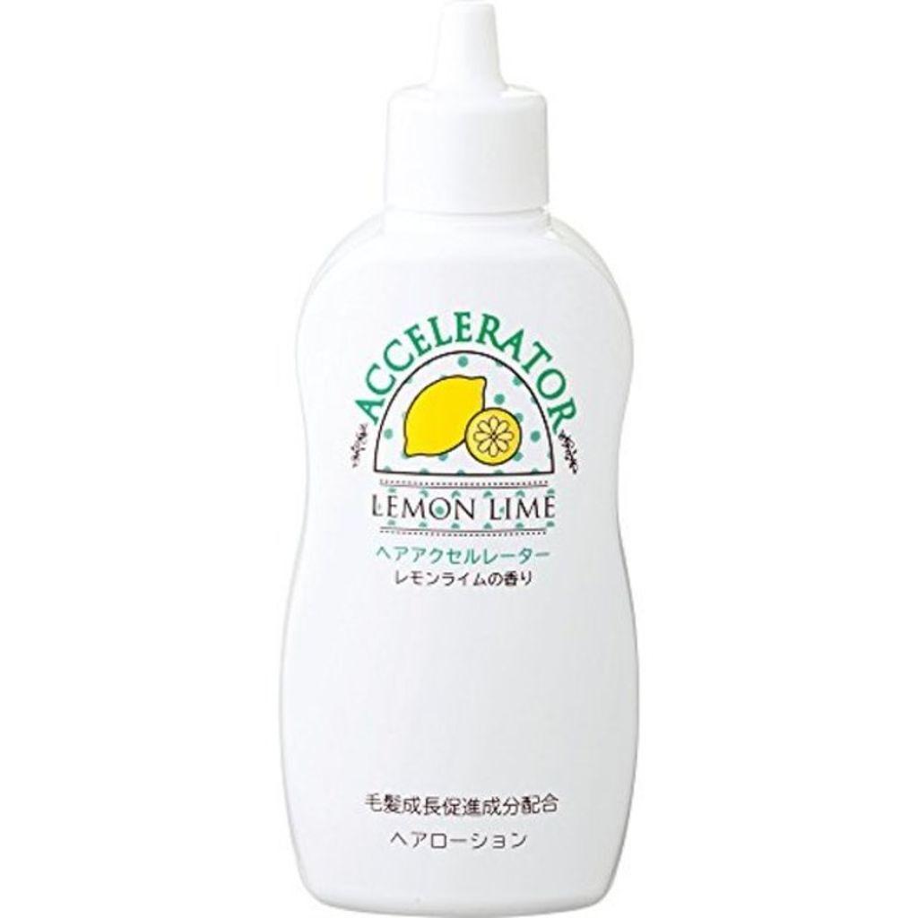 1000円以下 ヘアアクセルレーター レモンライムの香り 加美乃素