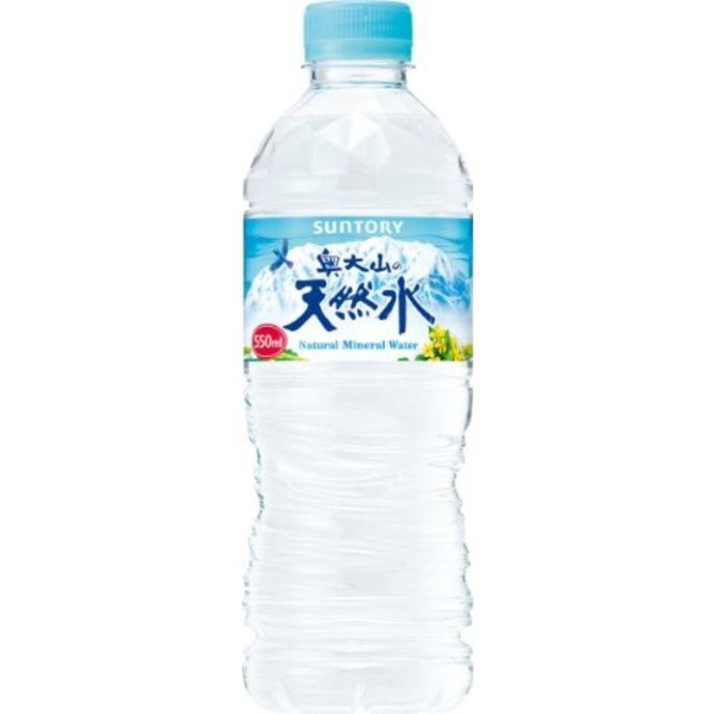 サントリーの天然水(奥大山)