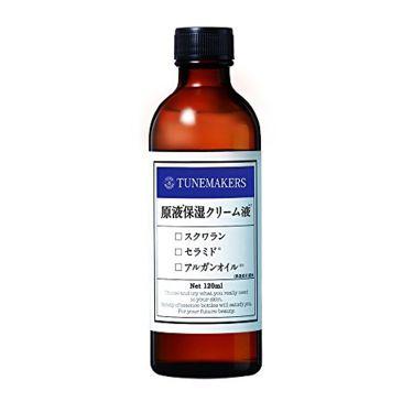 2014/10/8(最新発売日: 2019/9/26)発売 TUNEMAKERS 原液保湿クリーム液(とてもしっとり)