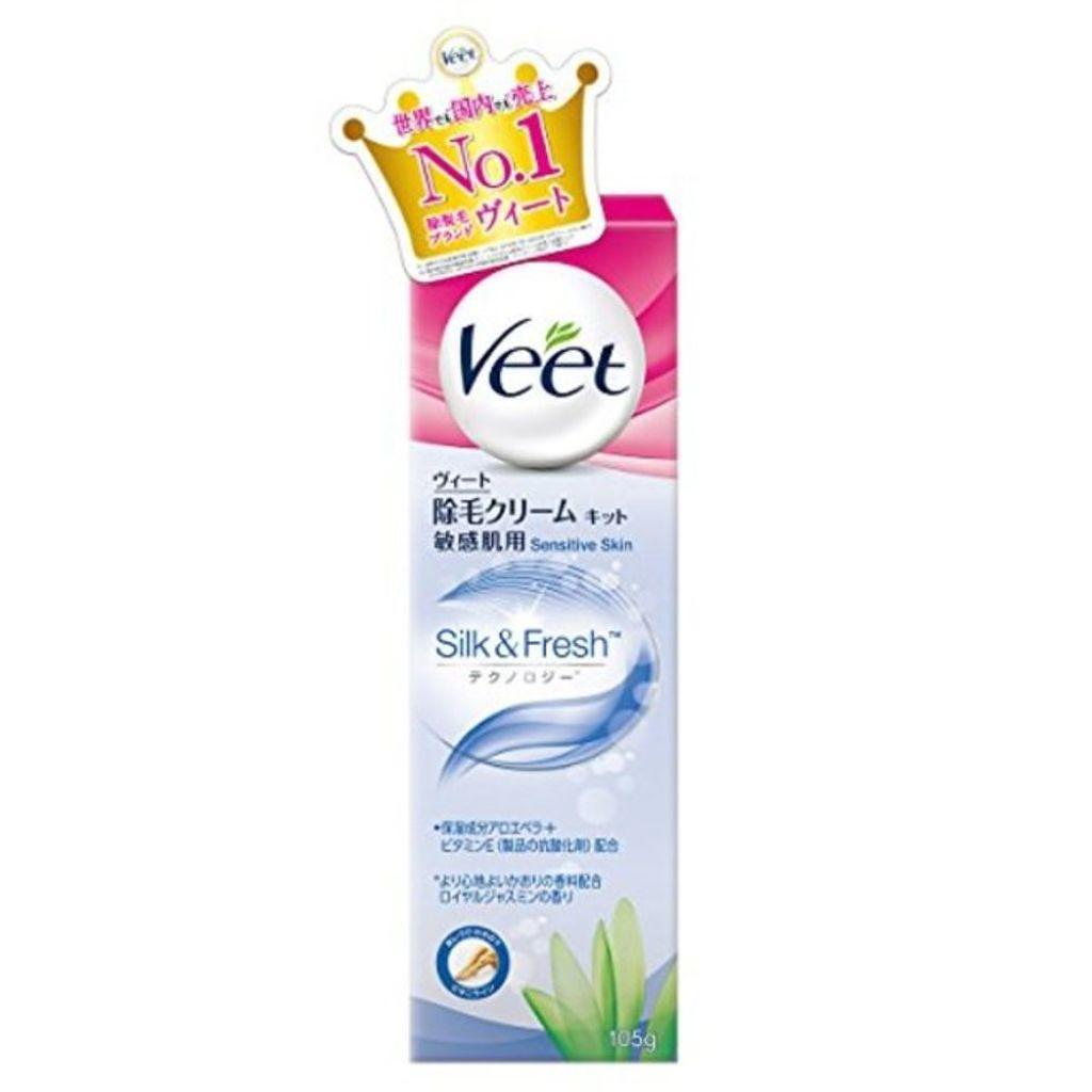 Veet(ヴィート)のヴィート 除毛クリーム(敏感肌用)