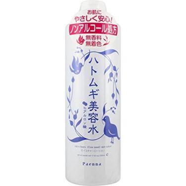 ハトムギ美容水 in ヒアルロン酸 / パエンナ