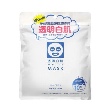 ホワイトマスクN / 透明白肌(トウメイシロハダ)