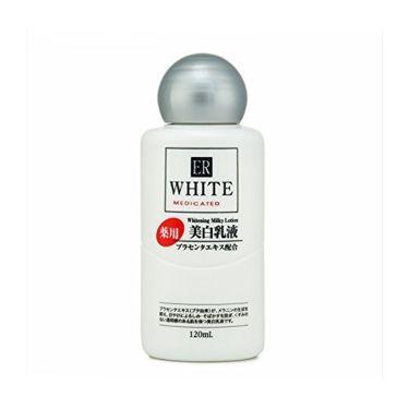 コスモホワイトニングミルクV(薬用美白乳液) DAISO