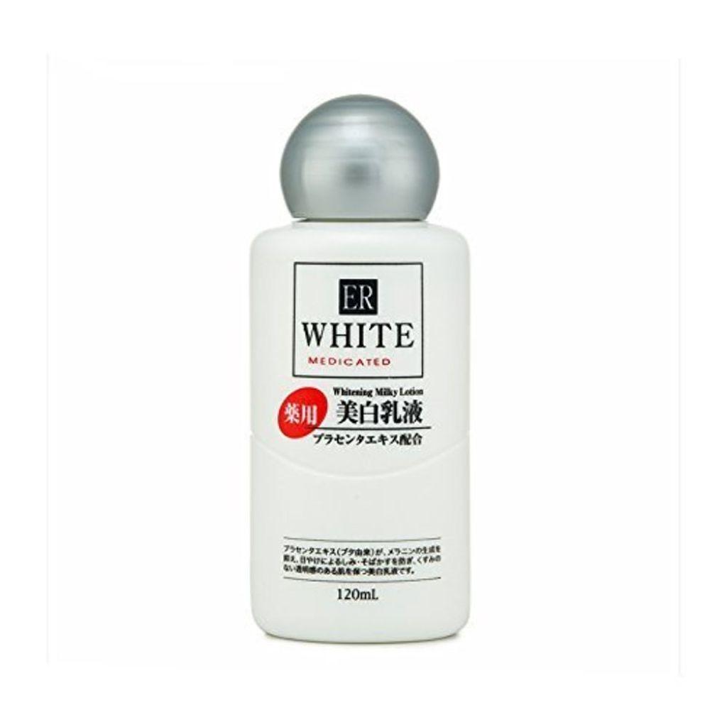 ザ・ダイソー コスモホワイトニングミルクV(薬用美白乳液)