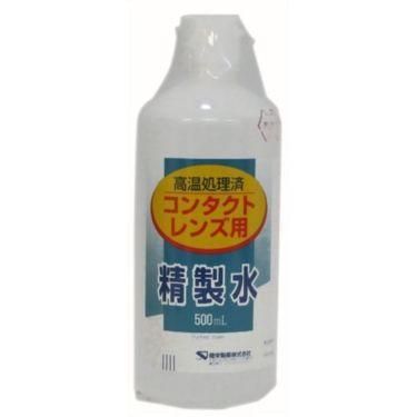 健栄製薬 コンタクトレンズ用精製水