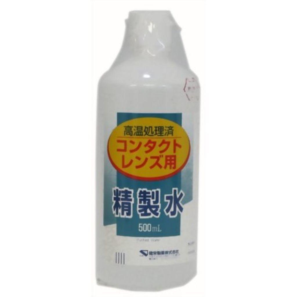 コンタクトレンズ用精製水 健栄製薬