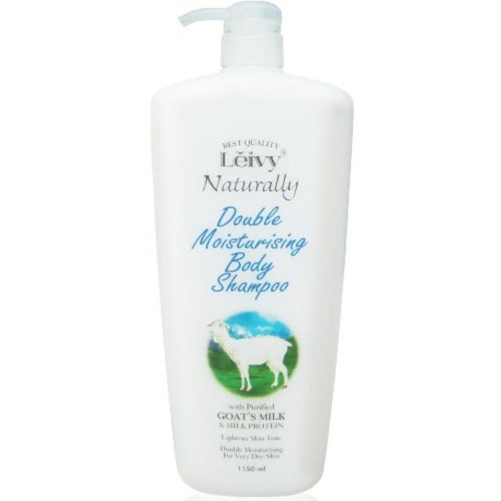 Leivy(レイヴィー)ボディシャンプー ゴートミルク&ミルクプロテイン