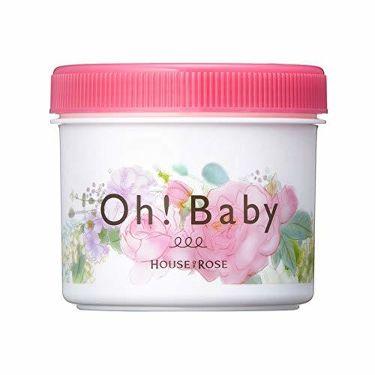 ハウス オブ ローゼ Oh,Baby ローズ&フラワーの香り