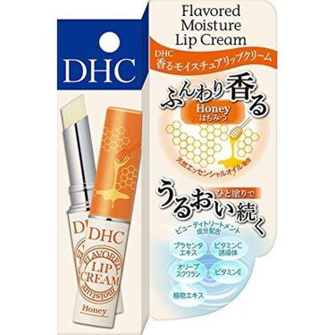 DHC 香るモイスチュアリップクリーム はちみつ