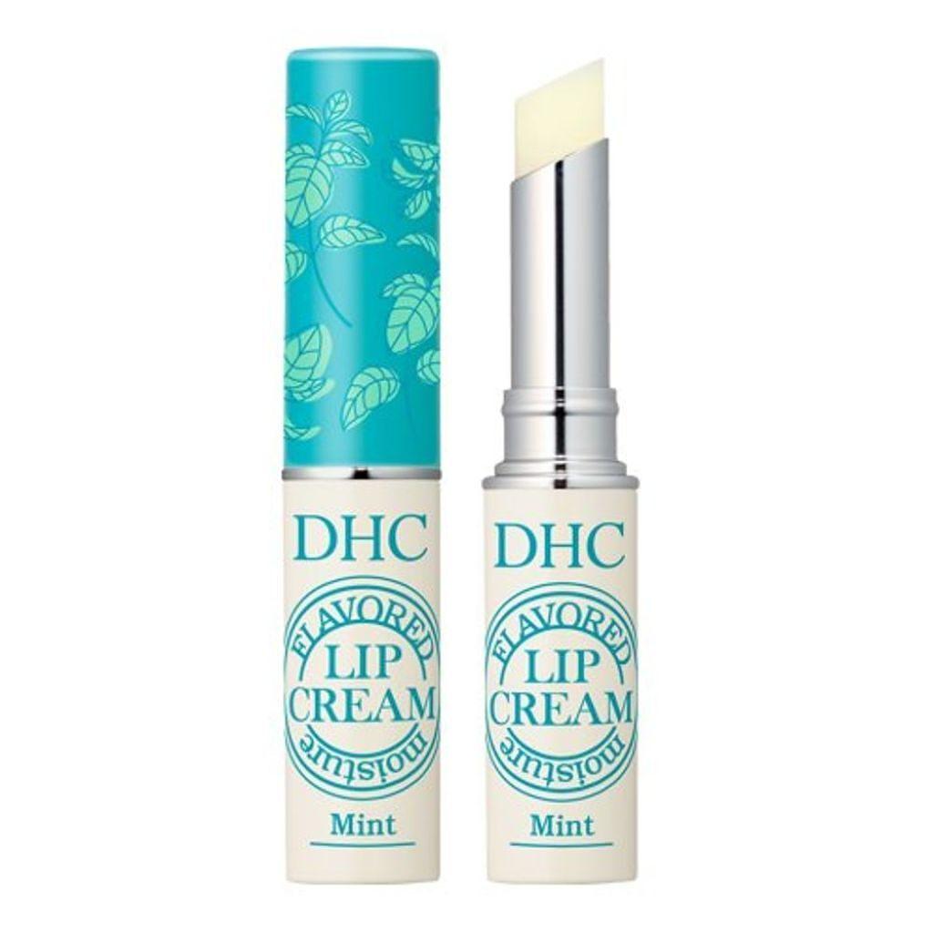 DHC 香るモイスチュアリップクリーム ミント
