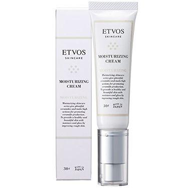 ETVOS セラミドスキンケア モイスチャライジングクリーム