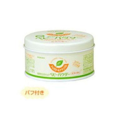 シッカロールナチュラル 植物生まれのベビーパウダー 紅茶の香り