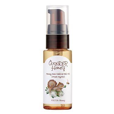 ワンダーハニー 指先と髪先のための蜜オイル 朝摘みマートル / VECUA Honey