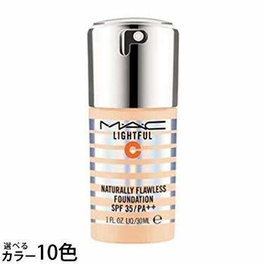 ライトフルC+ナチュラリーフローレスSPF35ファンデーション / M・A・C