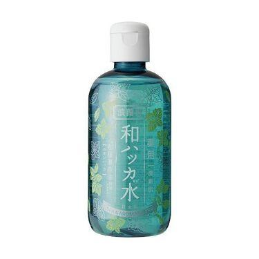 2019/2/22(最新発売日: 2021/2/16)発売 潤素肌 薬用和ハッカ水