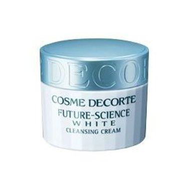 COSME  DECORTE フューチャーサイエンス ホワイト クレンジングクリーム