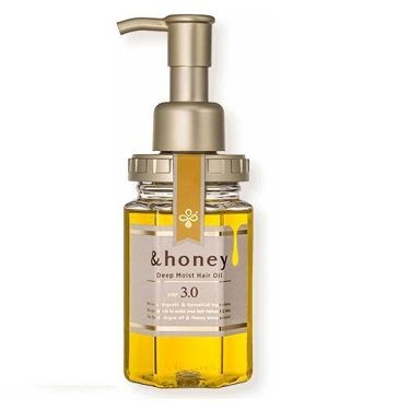 &honey ディープモイスト ヘアオイル3.0