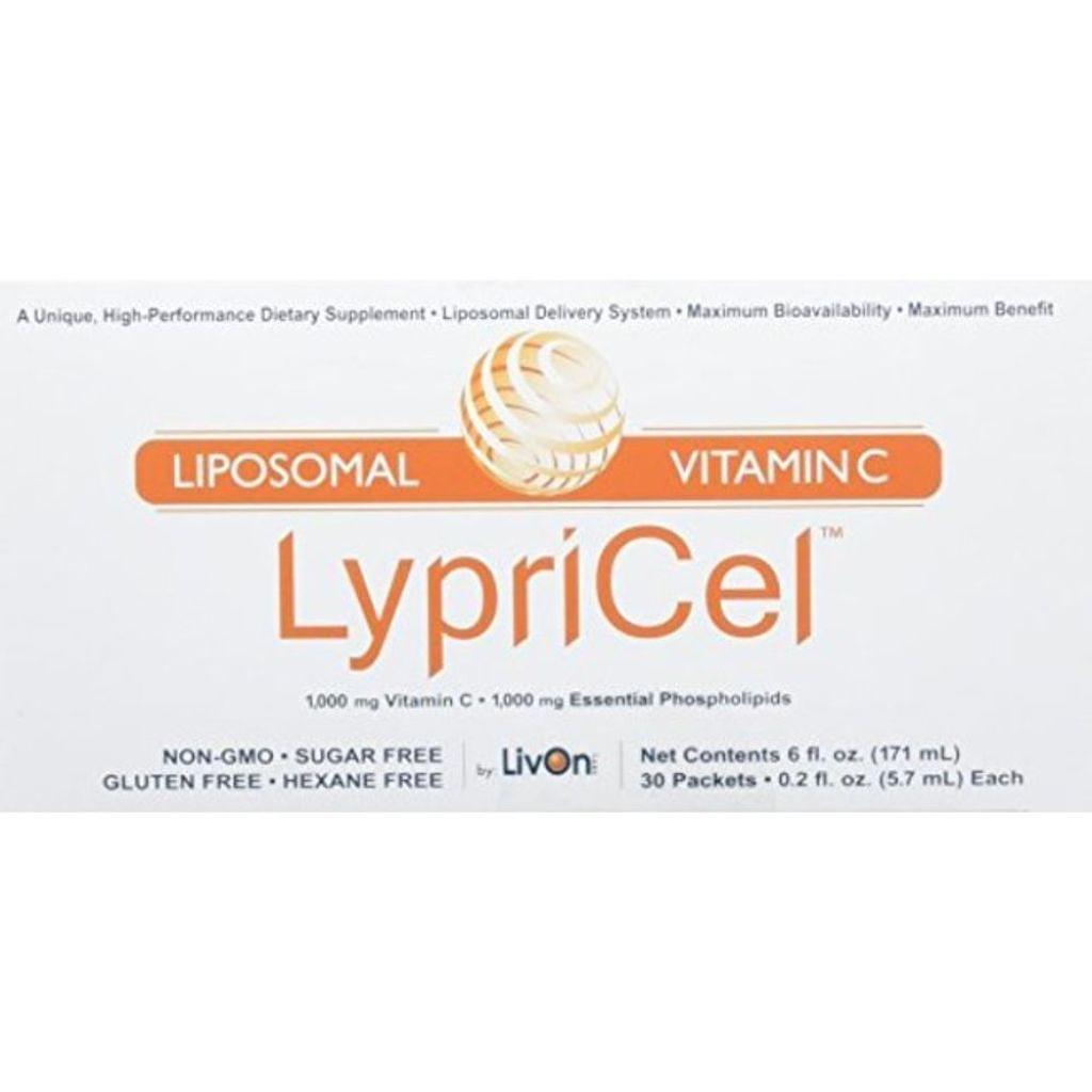 LypriCel(海外)のリポソームビタミンC