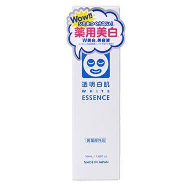 薬用Wホワイトエッセンス / 透明白肌