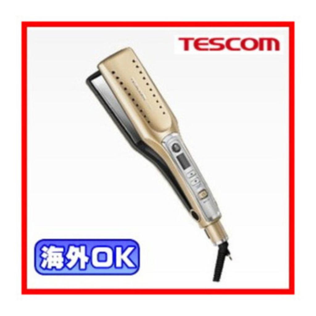 テスコム マイナスイオンマルチヘアーアイロン TTH2600
