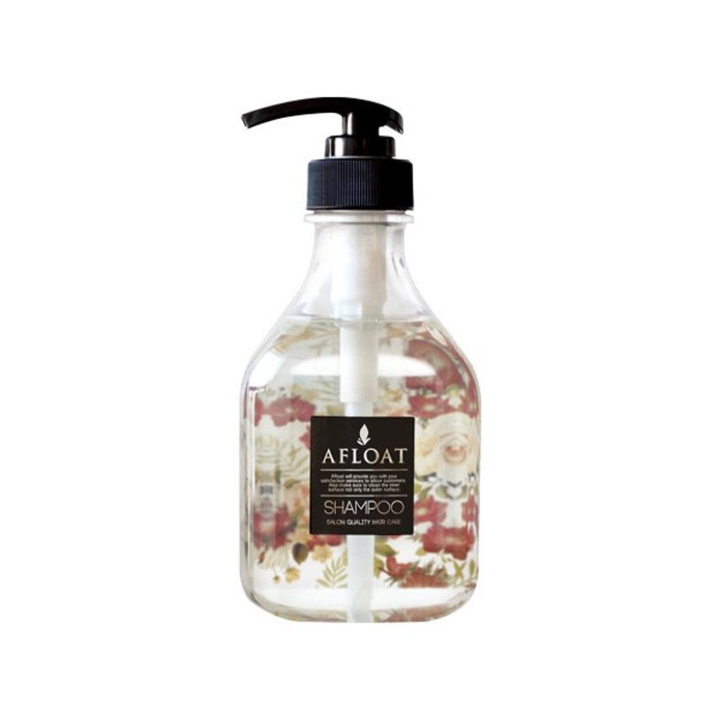サロンシャンプーのアフロート クラッシーベリーの香り シャンプー