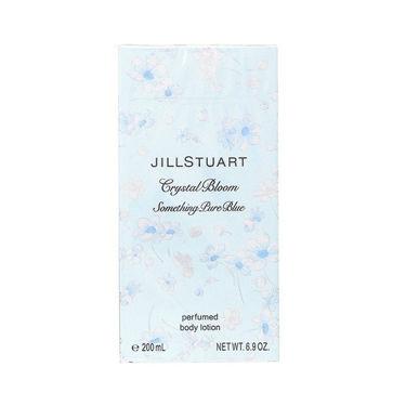 JILL STUART クリスタルブルーム サムシングピュアブルー パフュームド ボディローション