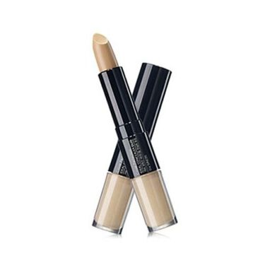 the SAEM(ザセム/韓国)Cover Perfection IDEAL CONCEALER DUO
