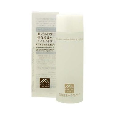 肌をうるおす保湿浸透水 ライトタイプ / 肌をうるおす保湿スキンケア