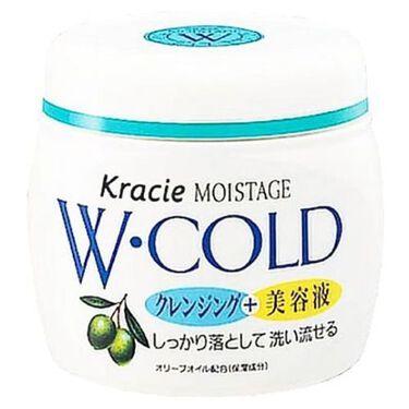 Wコールドクリーム / モイスタージュ
