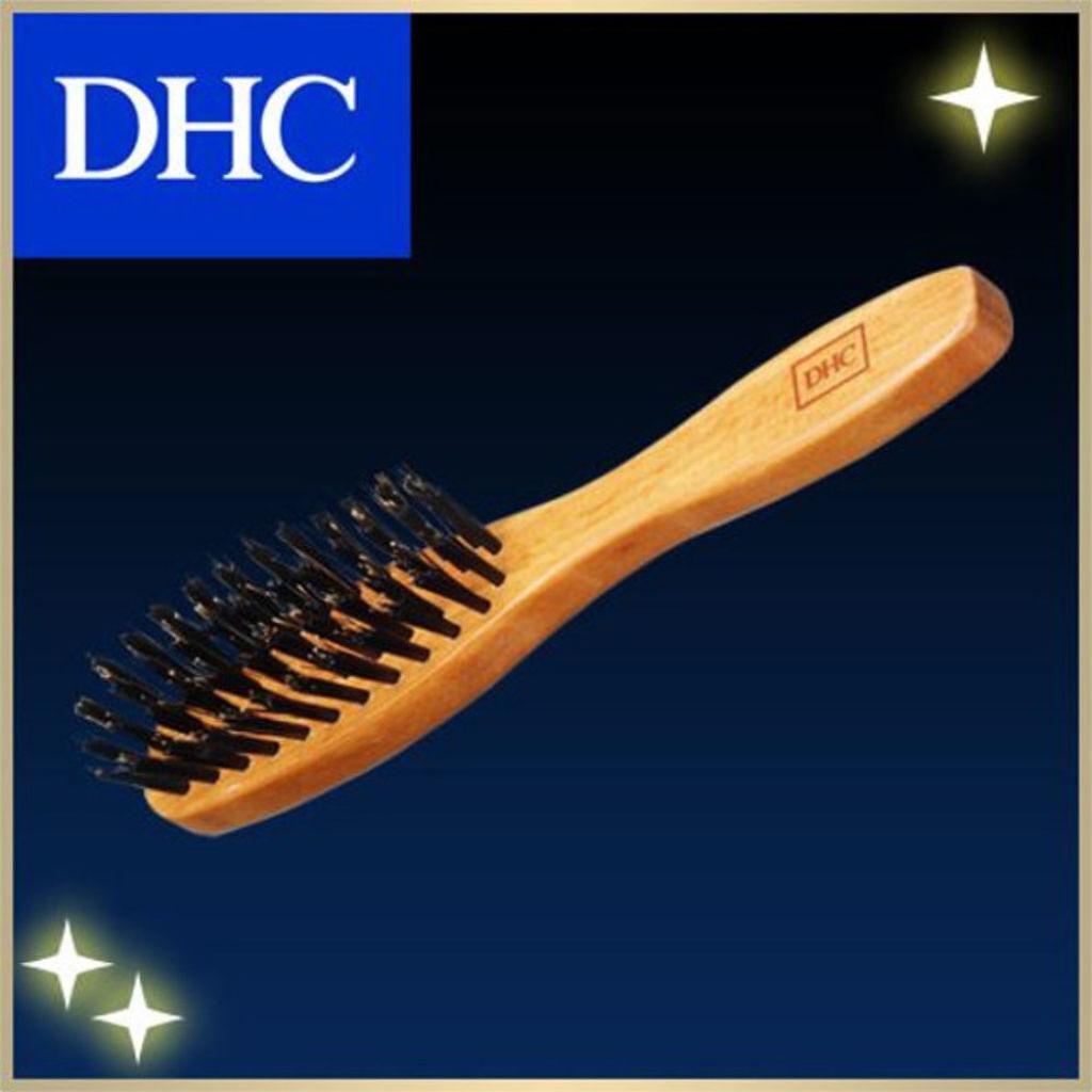 DHCのヘアブラシ