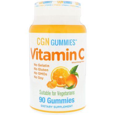CGN GUMMIES  Vitamin C