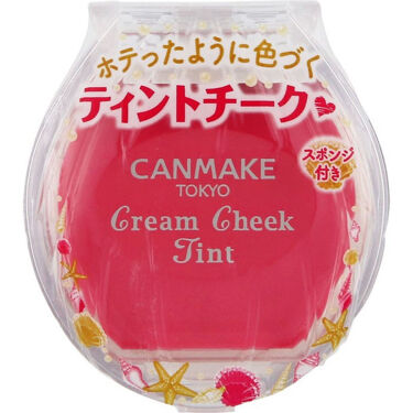 CANMAKEクリームチーク ティント