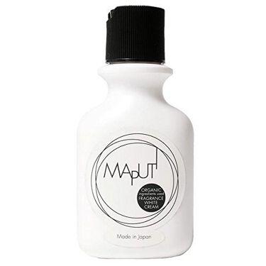 MAPUTIオーガニックフレグランスホワイトクリーム MAPUTI