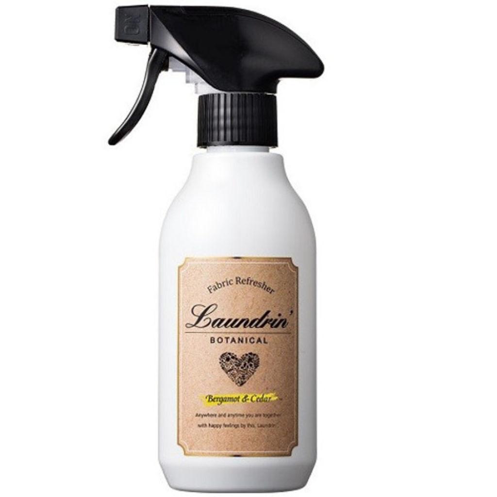 ランドリン ボタニカル ファブリックミスト ベルガモット&シダーの香り