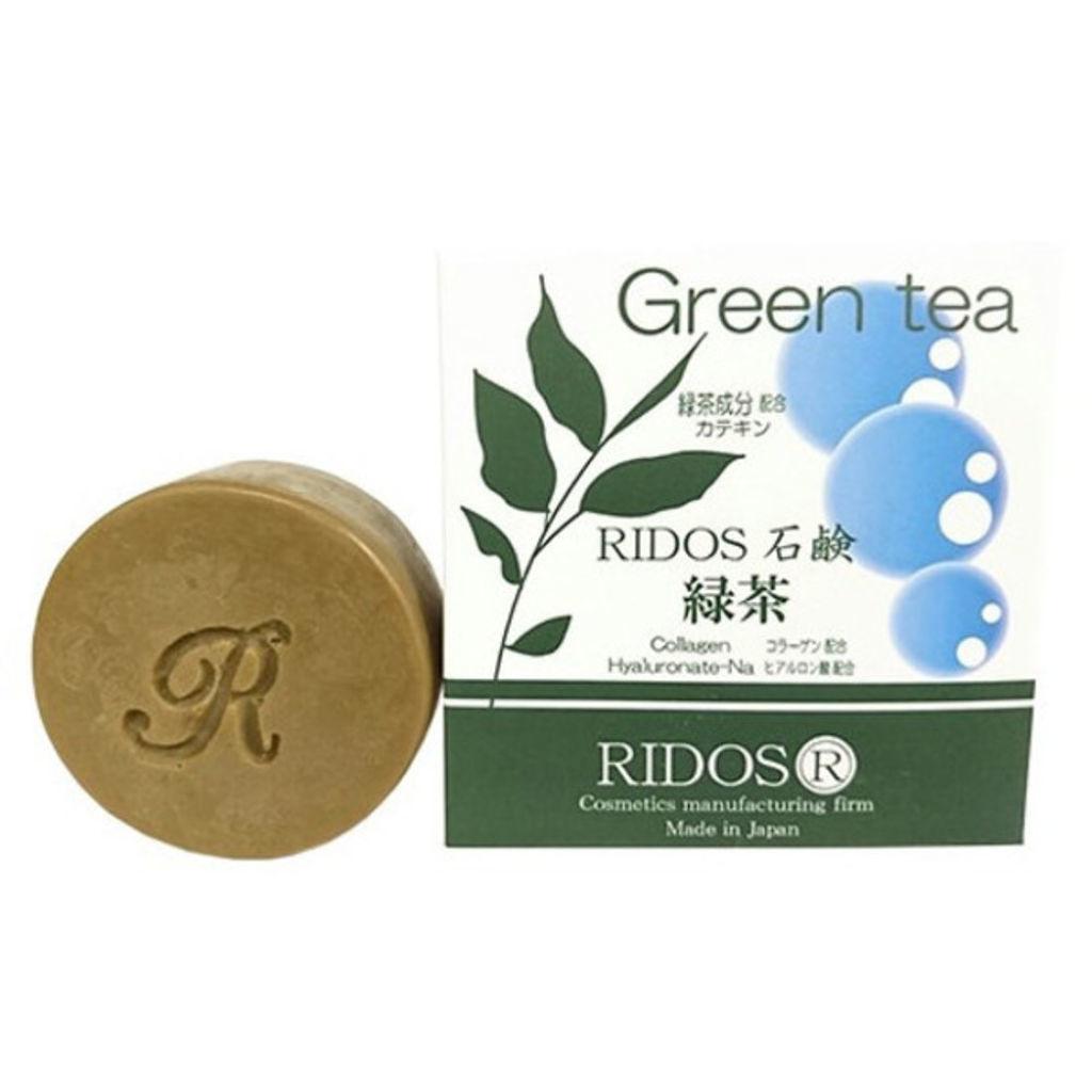 RIDOS(リドス),石鹸緑茶