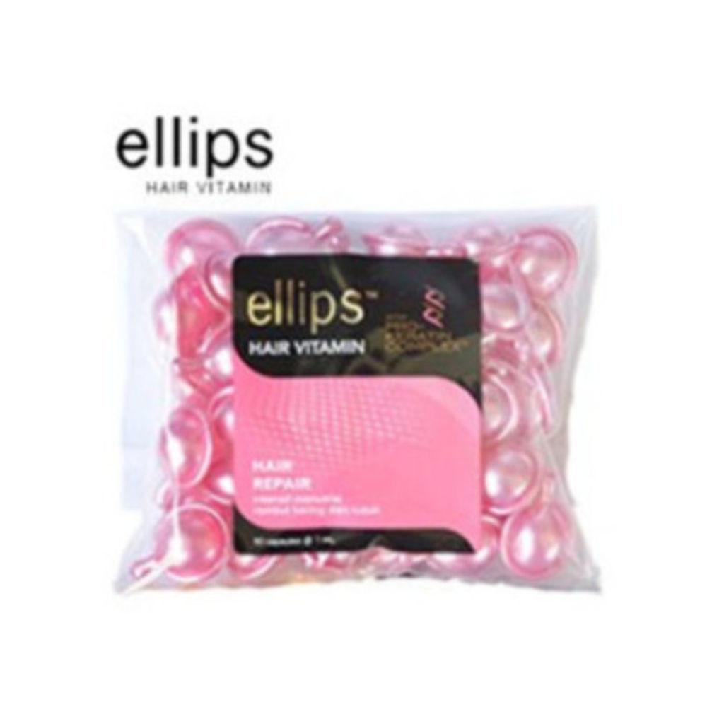 ellips エリップス ヘア プロ ピンク