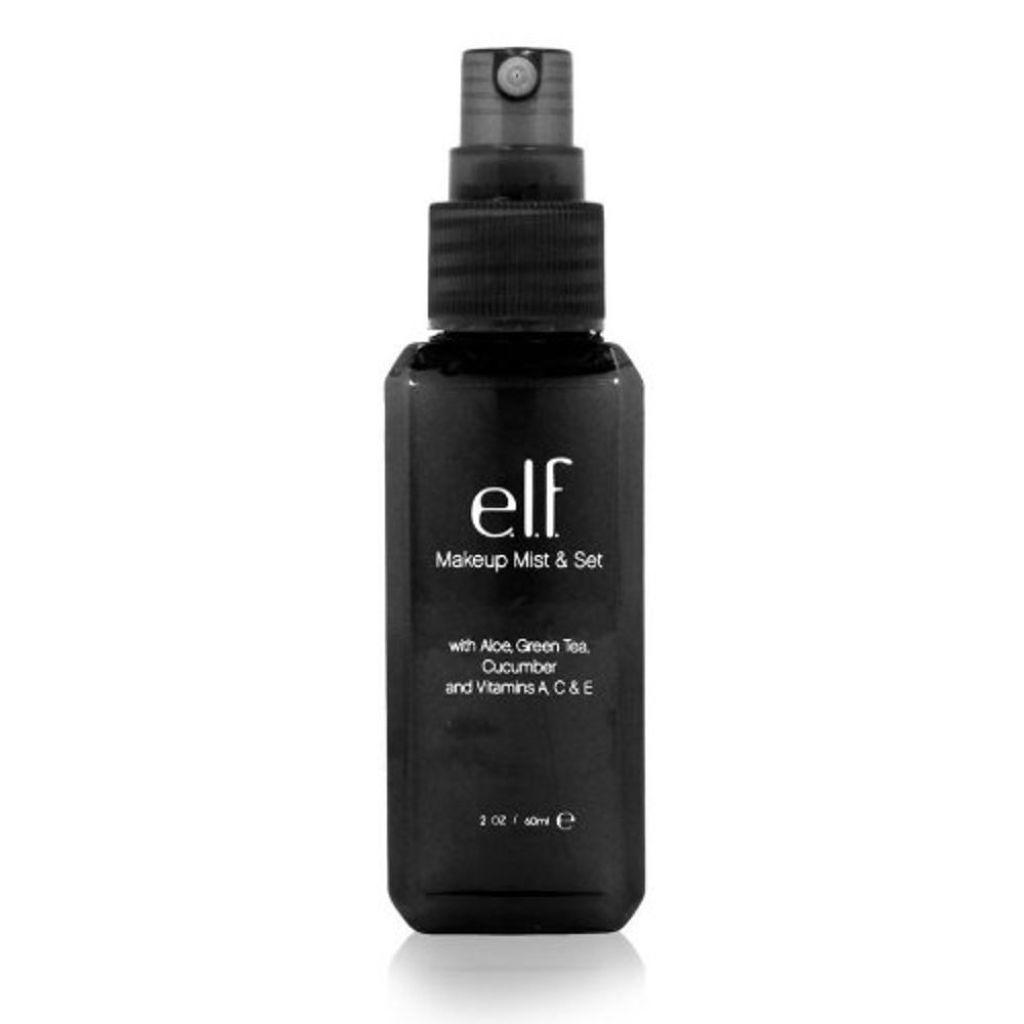 e.l.f.makeup mist & set