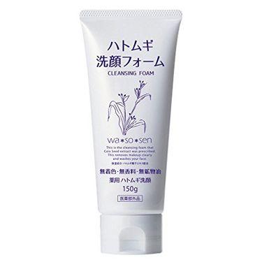 ハトムギ洗顔フォーム / 岡インターナショナル