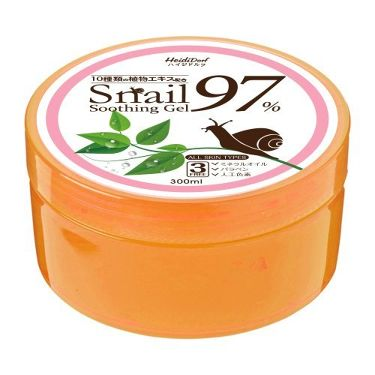 Snail Soothing Gel 97% / Heidi Dorf